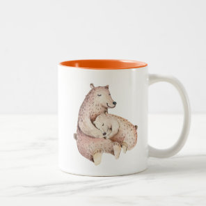 Baby Bear Mama Bear Coffee Mug