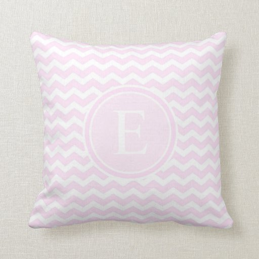 Customised Monogram Cushion