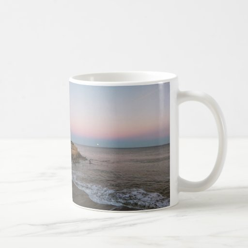 Beach Sunset Mug by IreneDesign2011