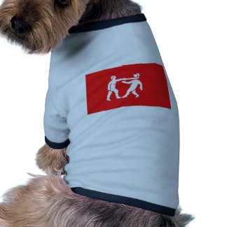 Benin Empire, Nigeria Doggie Tee Shirt