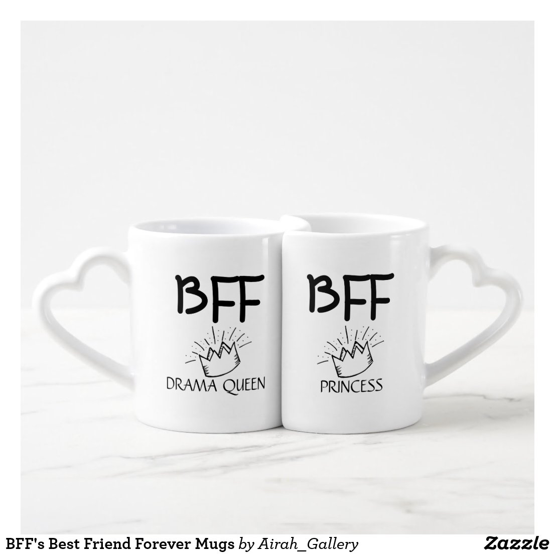 BFF's Best Friend Forever Mugs
