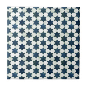 star pattern decorative ceramic tiles