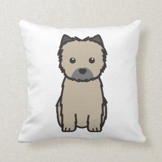 Cairn Terrier Cushion