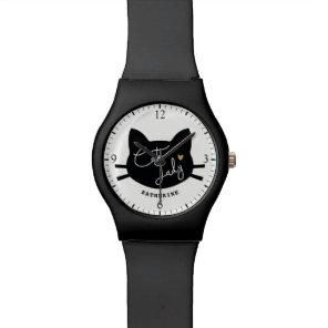 Cat Lady Watch