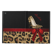 Chic Jaguar Stilettos iPad Air 2 Case Stand Powis iPad Air 2 Case