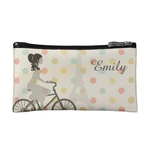 Chic Paris Cosmetic Bag