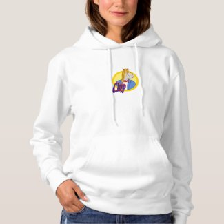 Clop Collection for Woman. Hoodie