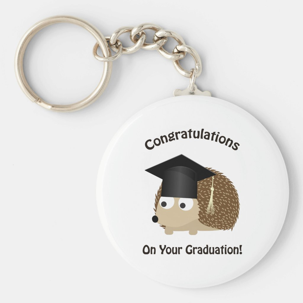 Congratulation on Your Graduation Hedgehog