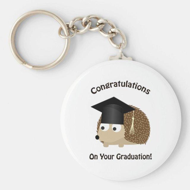 Congratulation on Your Graduation Hedgehog