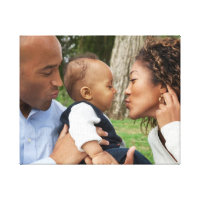 Create Your Own Family Canvas Print