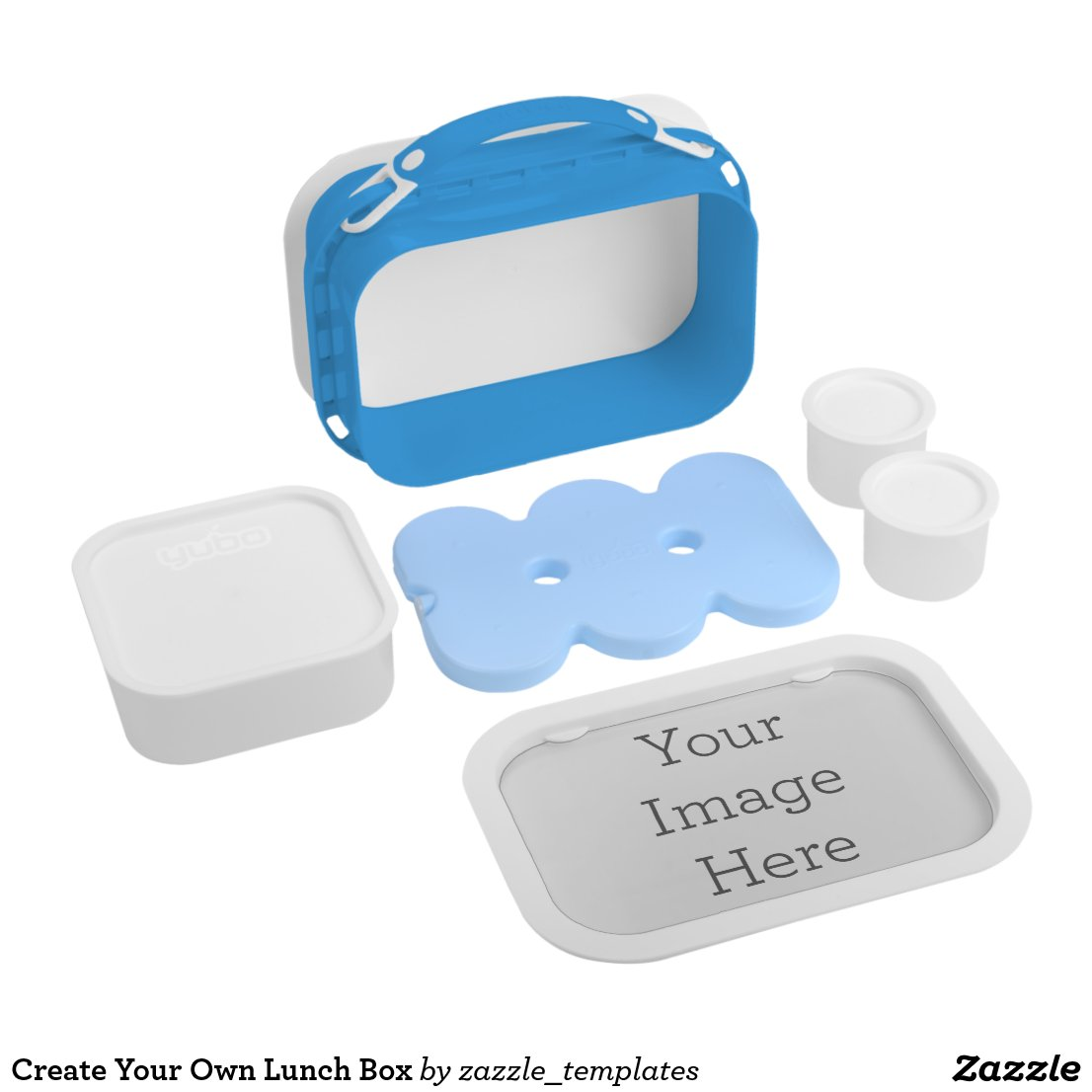 Create Your Own Lunch Box
