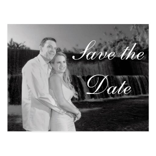 Print My Own Save Date Cards