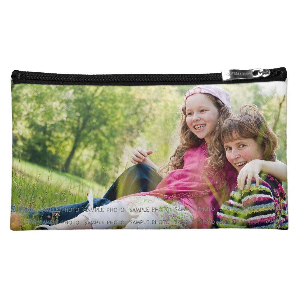 Custom Printed Photo Makeup Bags M Custom Picture