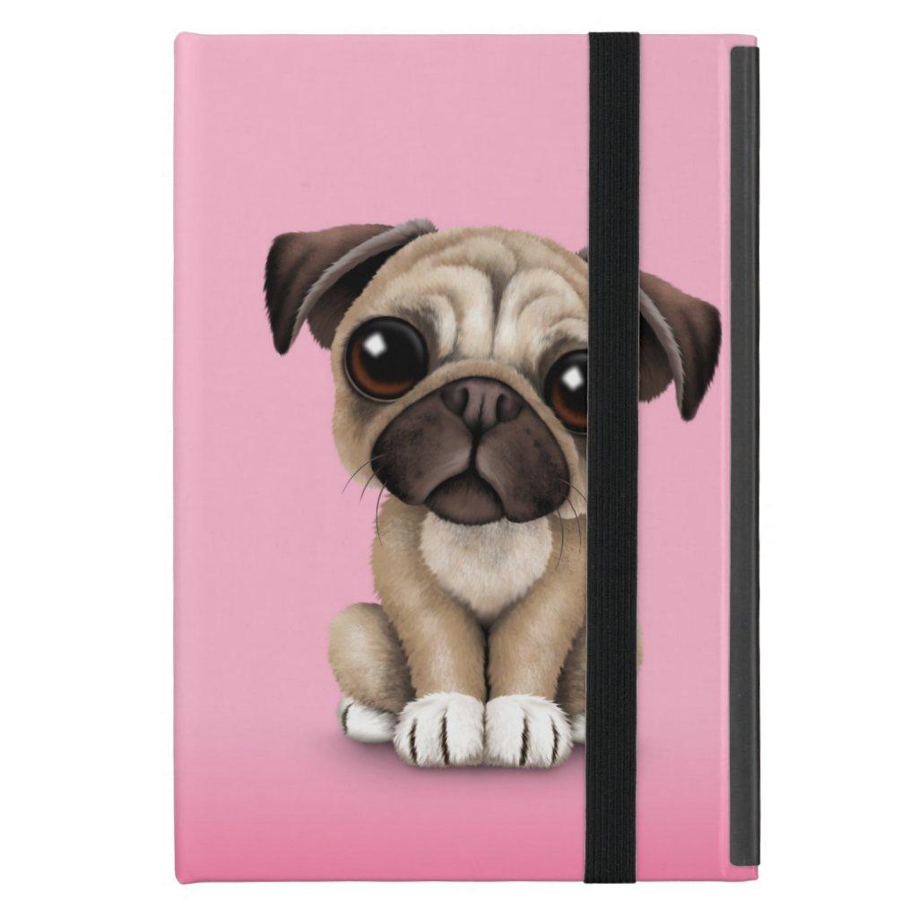 Pug Puppy iPad Case