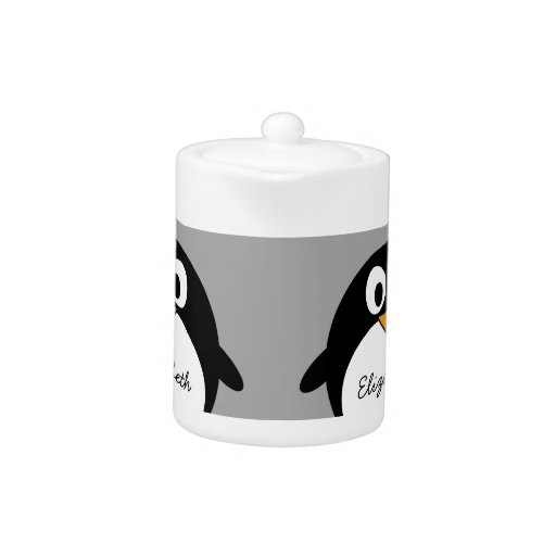 Penguin Tea Pot