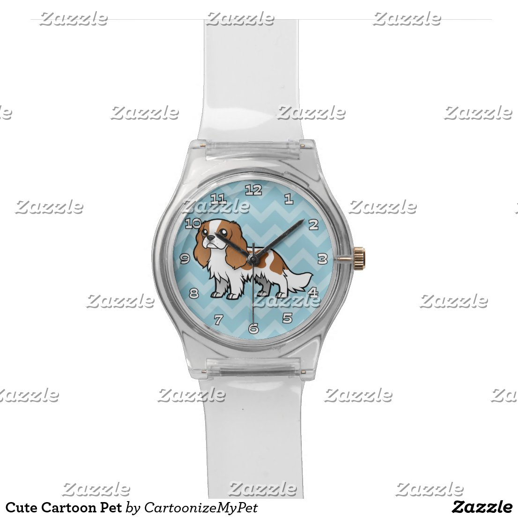 Cartoon Dog Watch