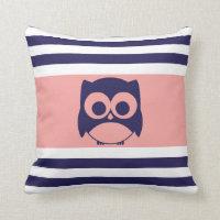Cute Owl Pillow