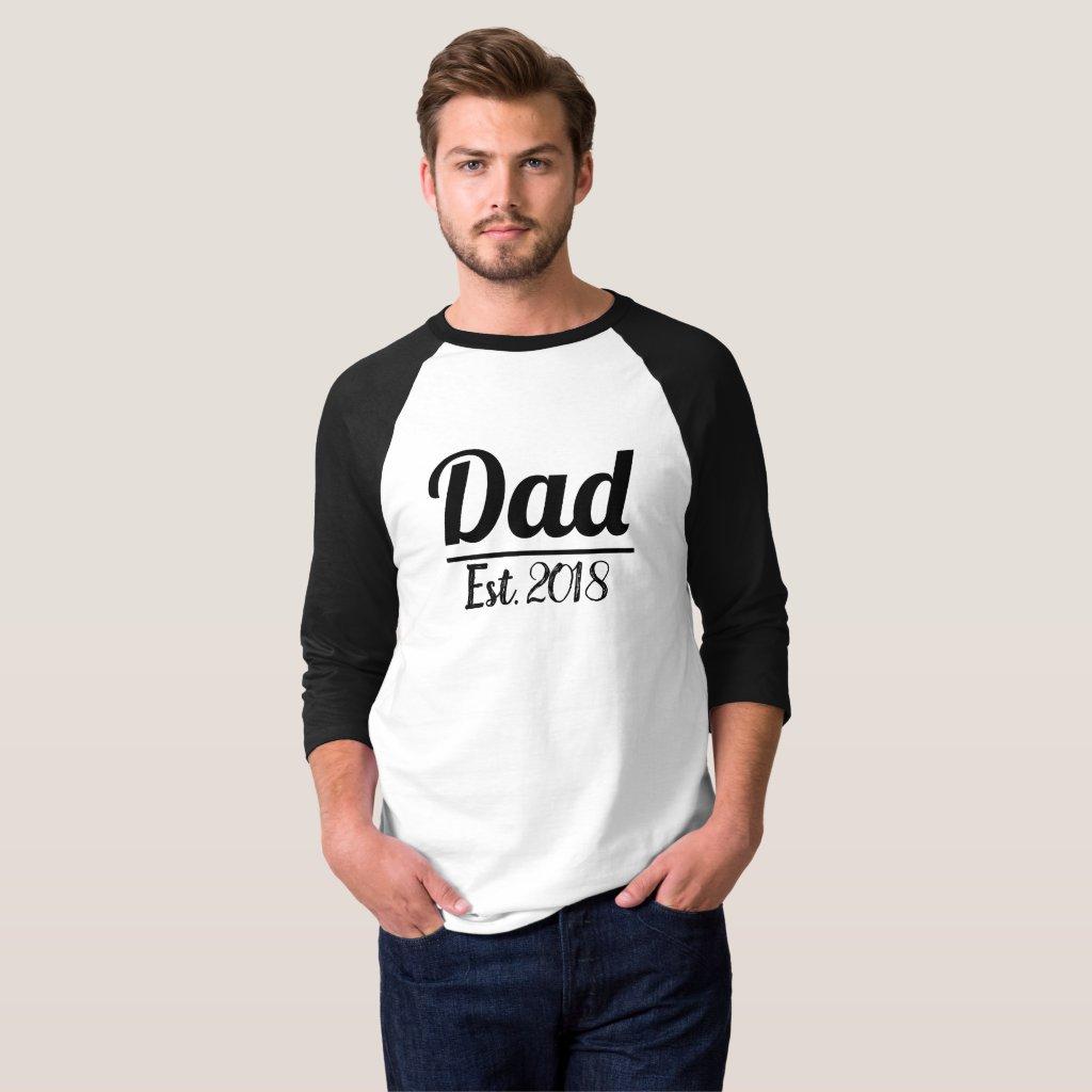 Dad Eat. 2018 Shirt