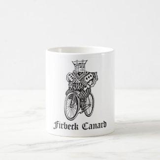 Firbeck Canard Mug