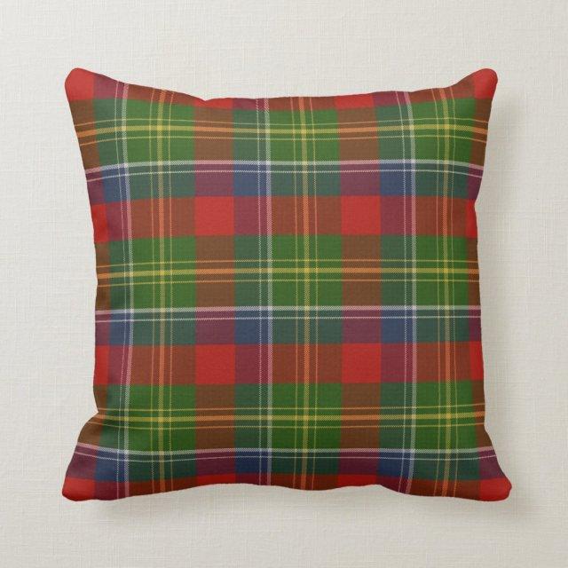 Forrester/Foster Tartan Pillow