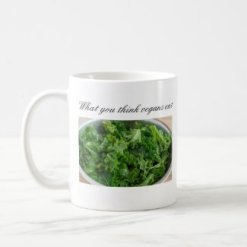 Funny Vegan Food Mug