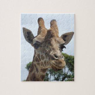 Giraffe Puzzle