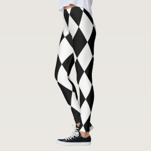 Harlequin ~ Diamond Pattern ~ *Customise Any Leggings
