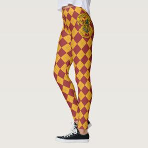 Harry Potter | Vintage Hogwarts Crest & Banner Leggings