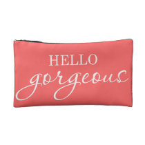 Hello Gorgeous! Cosmetic Bag