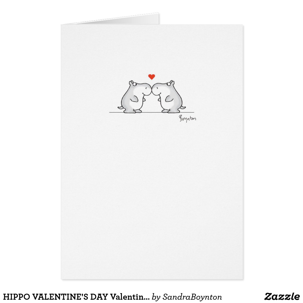 HIPPO VALENTINE'S DAY