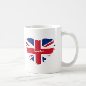 I love London Coffee Mug