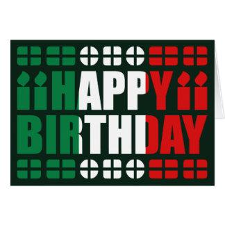Italian Birthday Cards Amp Invitations