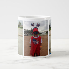 Jumbo Custom Photo Mug Jumbo Mug - Customised