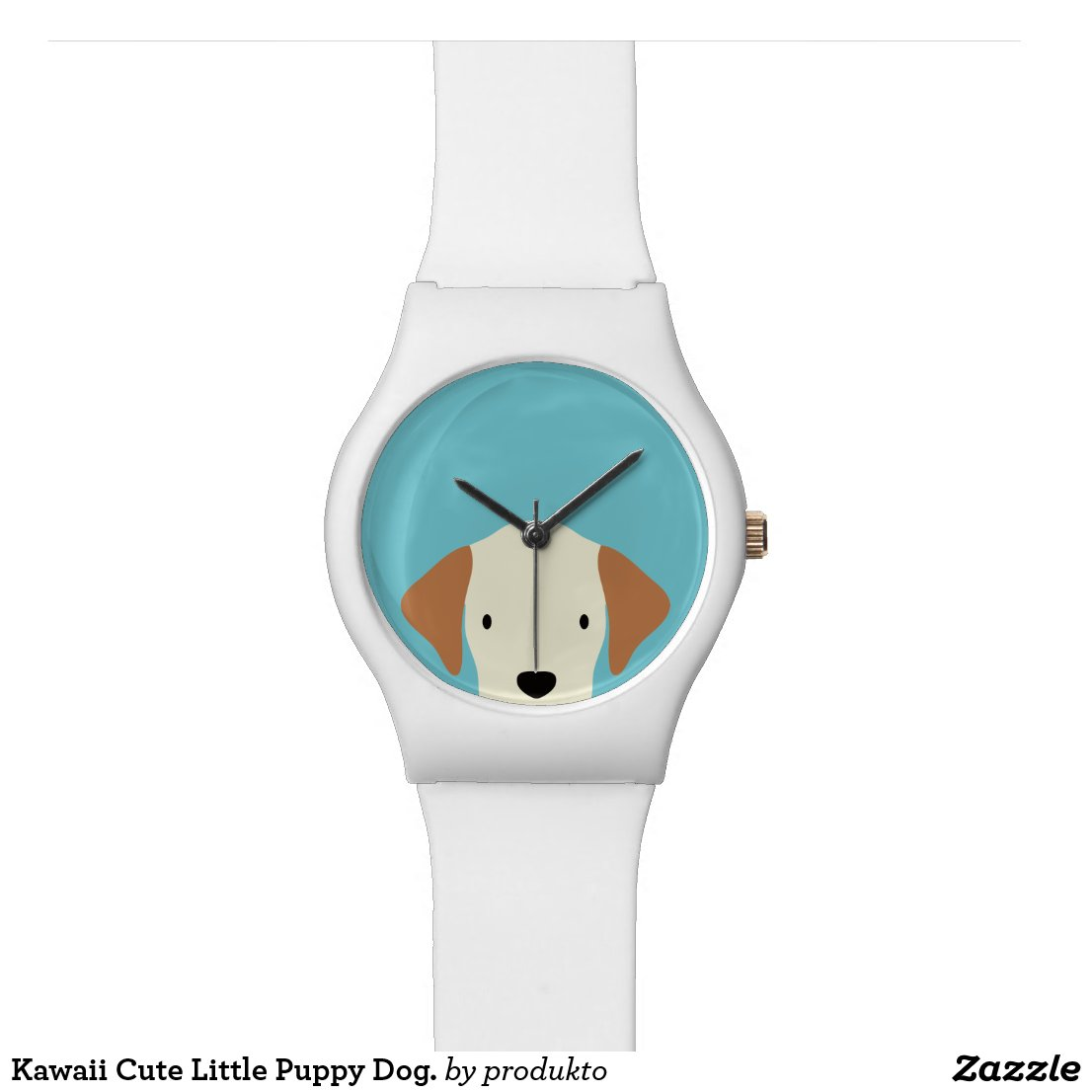 Kawaii Dog Watch