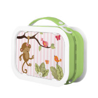 Little Monkey Lunch Box