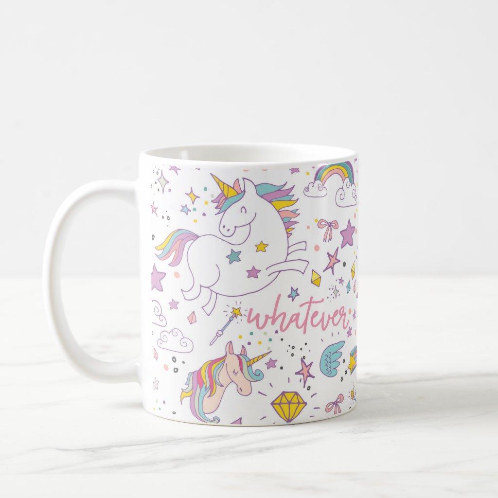 Magical Unicorn Coffee Mug