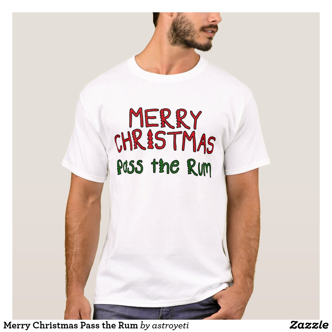 Merry Christmas Pass the Rum