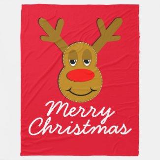 Reindeer Blanket