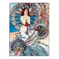 Art Deco Lady Posters Amp Prints Zazzle UK