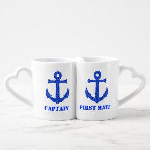 Nautical Lovers Mug Set