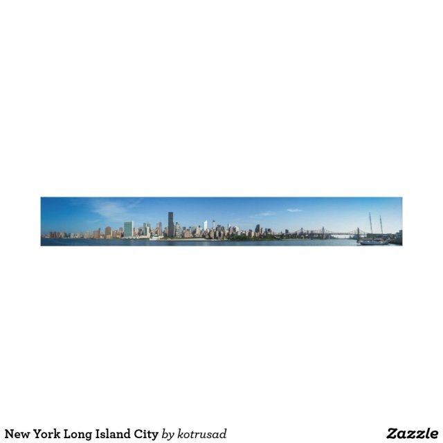 New York Long Island City Canvas Print