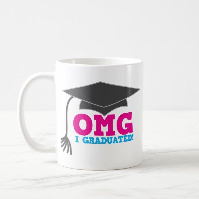 OMG I GRADUATED! great graduation gift