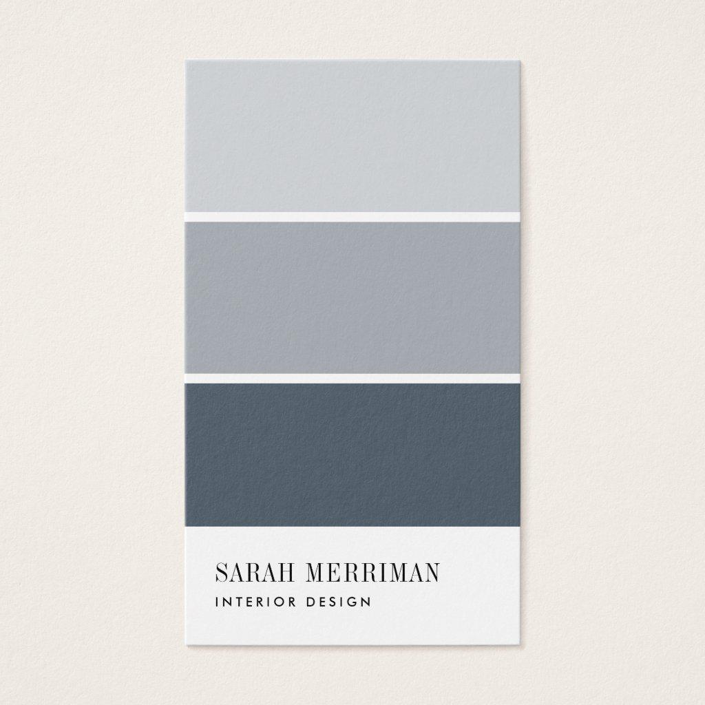 Paint Chip | Editable Colour Interior Designer