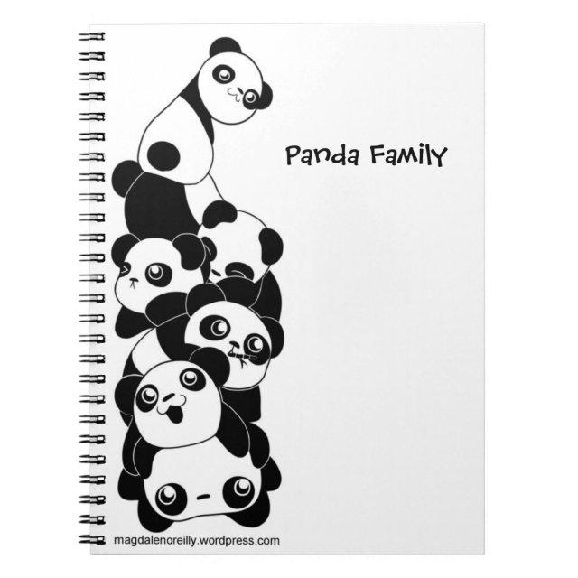Pandastic Panda Notebook
