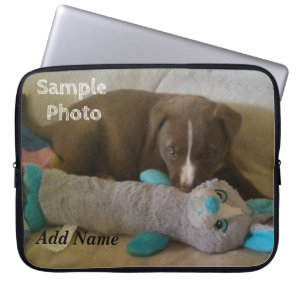 Personalised Photo Laptop Case