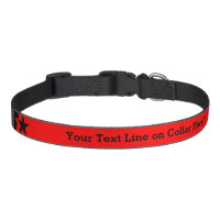 Personalized Collar of Love Expression Your Text!