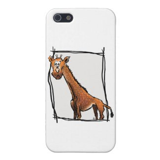 Phone Case - Cartoon Giraffe