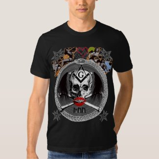 Pirate Goetia Witch Succubus Genie Tee Shirts
