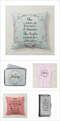 Proverbs 31 Woman Collection