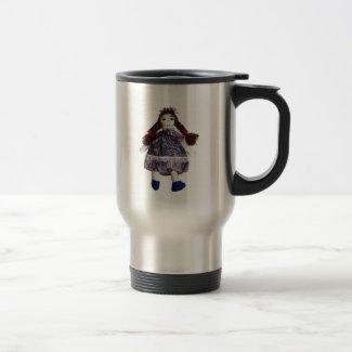 Rag Doll Travel Mug